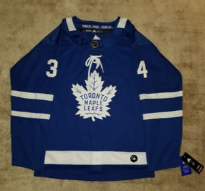 Toronto Maple Leafs Auston Matthews Youth L/XL Jersey
