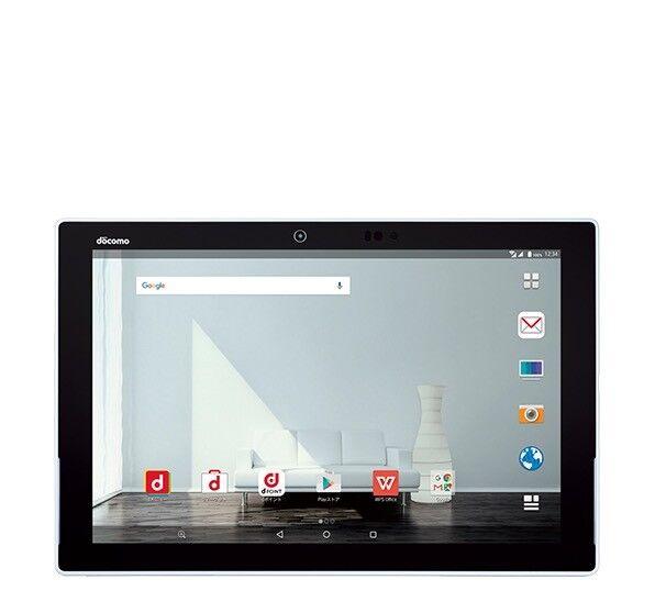 "FUJITSU Tablet  ARROWS TAB F-04H 10.5"" NTTdocomo version unlock IRIS android 32G"