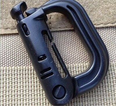Office & School Supplies Responsible Backpack Hanger Hook Molle Attach Buckle Holder Tool Webbing Camp Hike Outdoor Quickdraw Carabiner Water Bottle Clip Hang Clasp By Scientific Process