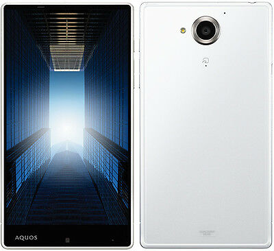 Sharp 404Sh Aquos Xx Y Igzo Metal Frame 5 7 Inch Android Phone Unlocked New Xx