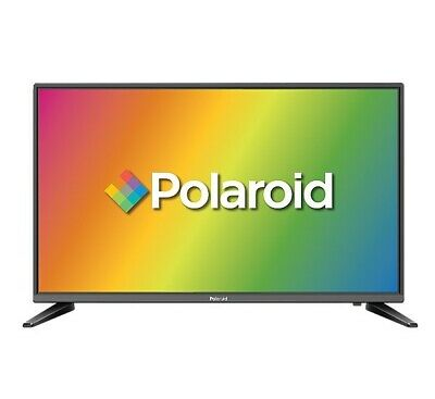 Polaroid P32RN0038K 32 Inch HD Ready LED TV Freeview HD USB Record Black