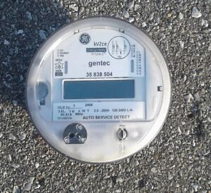 Digital Electrical Meter - 3 phase