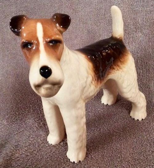Wire Fox Terrier Circa 1983 - Lot 54a