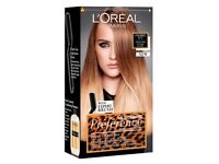 L'Oreal Paris Preference Wild Ombres No3 Hair Colour Brush on Dip Dye New