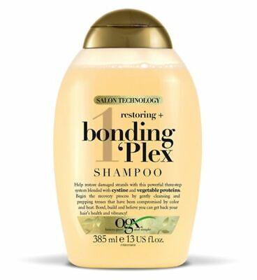 Ogx Restoring Bonding Plex Shampoo 385ml
