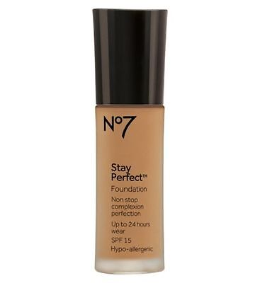 No7 Stay Perfect Foundation - trusted friend