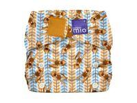 BNWT Bambino Mio Miosolo Reusable Nappy Hop - RRP £15.99 - 2 available, happy to post