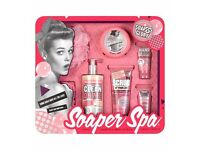 Soap & Glory Soaper Set Gift Box - Valentines Gift for Her