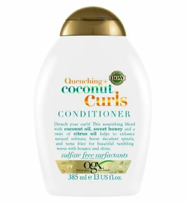 OGX Quenching Coconut Curls Cond 385ml