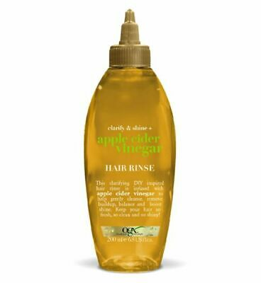 OGX Clarify & Shine+ Apple Cider Vinegar Hair Rinse 177ml