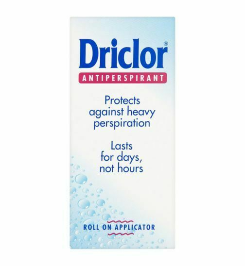 Driclor Solution Anti-perspirant Roll-On 20ml