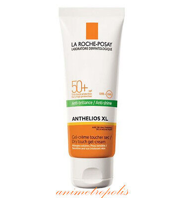 Laroche Posay Sun Protection Cream - La Roche-Posay Anthelios XL SPF 50+ Dry Touch Gel-Cream 50ml Sun Protect 理膚寶水安得利