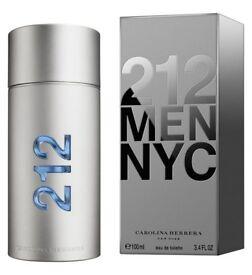 *BRAND NEW BOXED* Carolina Herrera 212 Perfume 100ml