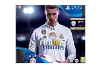 PS4 SLIM NEW WiTH FIFA 18 BRAND NEW In BOX