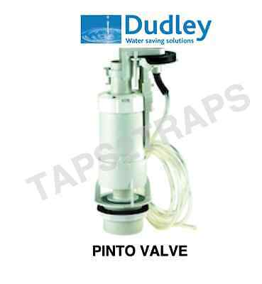 THOMAS DUDLEY PUSHFLO PINTO SINGLE FLUSH PNEUMATIC AIR REPLACEMENT VALVE  316129
