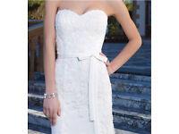 Wedding Dress - Sincerity 3850 SIZE 10/12