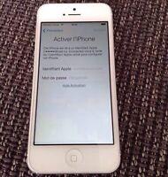 IPhone bloqué ICloud - technicien recherché