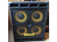 Markbass 104hf 4x10 bass cab
