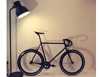 Goku cycles single speed bike fixed gear racing fixie track bike brand new steel frame bicycle du