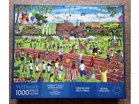 4 Jigsaw Puzzles - on offer individually or altogether