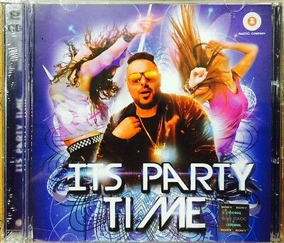 Its Party Time (Its Party Time - Original Bollwood Party Songs 2 CD Set / 31)