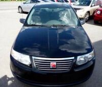 CLEAN 2004 SATURN ION FOR SALE