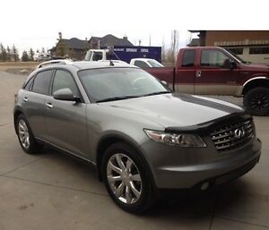 120 000 KMs- PERFECT CONDITION-2004 Infiniti FX35 SUV, Crossover