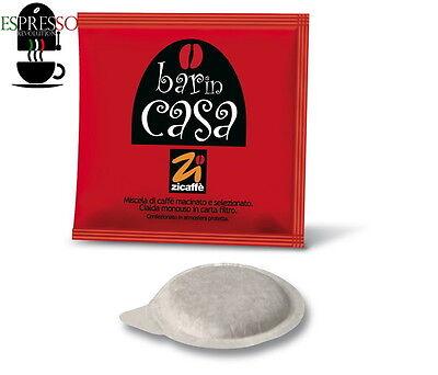 Zicaffè Bar In Casa 10 ese pads Cialde Espresso E S E espressopads pods zicaffe gebraucht kaufen  Nalbach