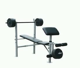 30kg Bench Set (5kg x 6)
