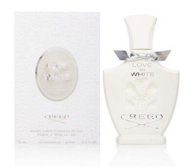 Creed Love in White Women 2.5 oz 75 ml Eau De Parfum Spray New in Box
