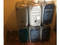 APPLE MAC JOBLOT + CAN DELIVER ... 6 x Towers - UNTESTED - BARGAIN AT £20 FOR IT ALL !!!
