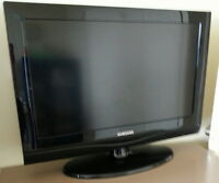"26"" Samsung LCD TV"