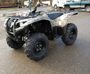 2007 Grizzly EFI EPS 700