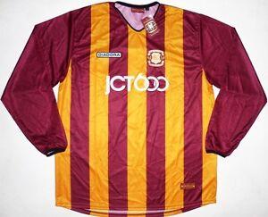 maglia ufficiale bradford city 1904/2004 - Italia - maglia ufficiale bradford city 1904/2004 - Italia