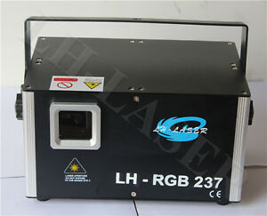 1.5W  RGB Animation laser light