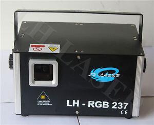 1.5W  RGB Animation laser light Cambridge Kitchener Area image 1