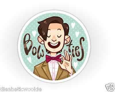 Matt Smith 11th Dr Who Tardis Schraubenzieher Sticker Aufkleber Auto Laptop ()