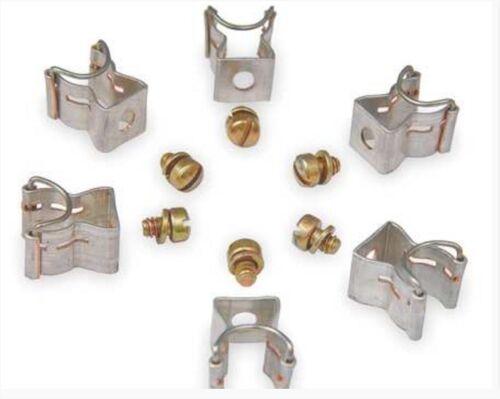 Square D 9999 S1  81361 Fuse Clip Kit 30 Amp, 250 Volts Series A