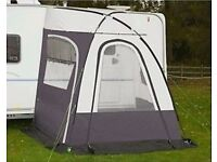 Sunncamp Scenic Plus FR Caravan Porch Awning