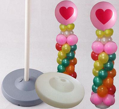 65 inch Balloon Column Base Stand Display Kit Wedding Birthday Party - Party Balloon Kit