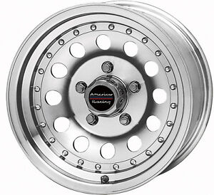 AMERICAN RACING 15X7 OUTLAW ALLOY PRE AU MAG WHEEL 5/114.3 FORD MUSTANG XY XW EL
