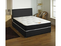 QUALITY SPENCER COMPLETE BED**NEW**FREE HEADBOARD £139