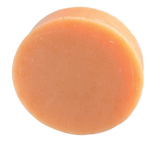 Vrindivan ROUND Bergamot Ylang Ylang soap