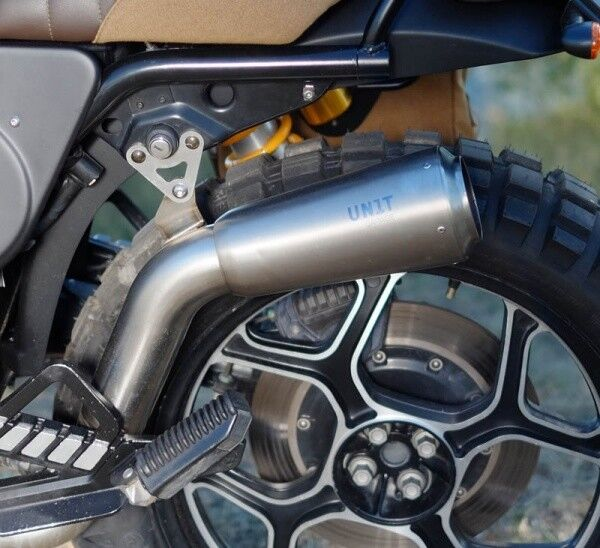 Details about Unit Garage Exhaust Pipe for BMW K100