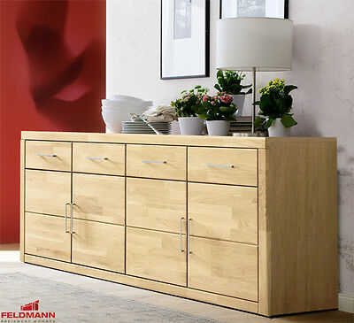 kommode sideboard anrichte kernbuche buche massiv neu ovp. Black Bedroom Furniture Sets. Home Design Ideas