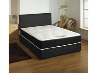 NEW- BUDGET- ORTHO- MEMORY- POCKET BEDS! FULL SETS £59.99