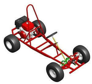 Wanted - Go-Kart Chassis