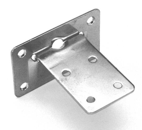 2x Tischplattenhalterung Edelstahl A2 Tischplattenhalte…  