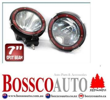 Spot OR Flood 7''HID H3 XENON Driving Spotlight 12V/55W Prestons Liverpool Area Preview