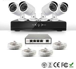 CCTV - IP Camera Kit